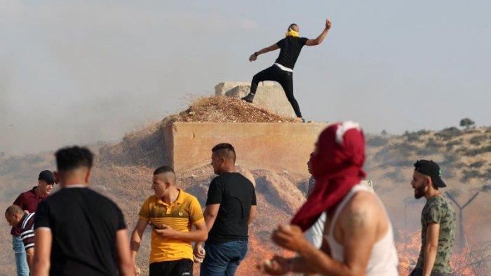 Pasukan Israel Tembak Warga Palestina Sepulang Kerja di Tepi Barat yang Diduduki, Ini Dalih Israel
